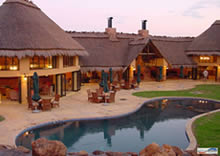 Icory Tree Lodge in Pilanesberg