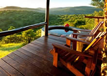 The Deck at Leopard Hills