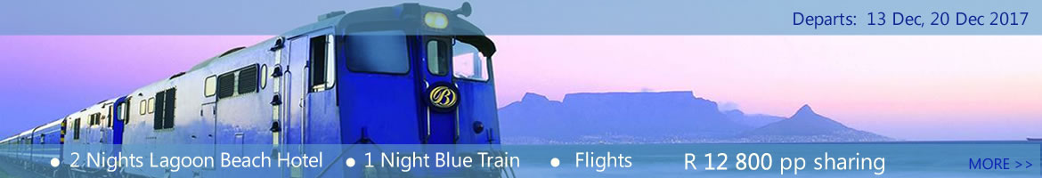Blue Train and Cape Town