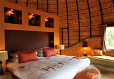 Room at Hoyo Hoyo Game Lodge