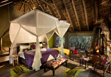 Jacis Safari Lodge Tented room Images