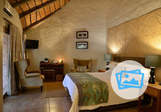 Bushtime room at Mabula Game Lodge