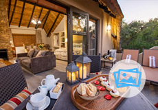 Suite at Mabula Game Lodge