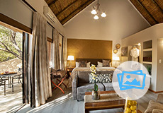 Superior Room at Mabula Game Lodge