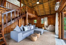 Family Chalet at Rhino River
