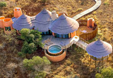 Villa Izulu at Thanda