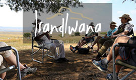 Isandlwana Battlefields Tour guide