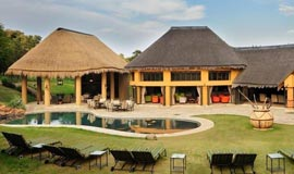 Swimming Pool at Ivory Tree Lodge