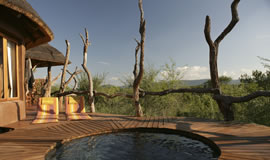 Pool at Madikwe Safari Lodge