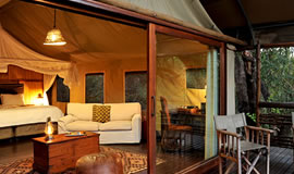 Thakadu Lodge Suite