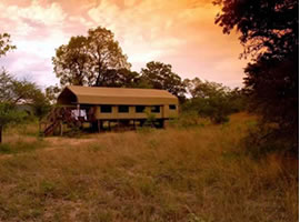 Kwafubesi Tented C& Pay 2 Stay 3! & Last Minute Game Lodge Specials and availability on Safari and ...