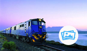 Blue Train to Cape Town