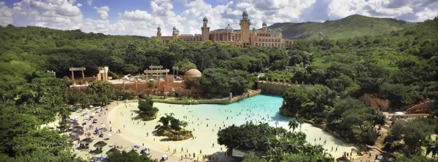 Sun City, Valley of the pools